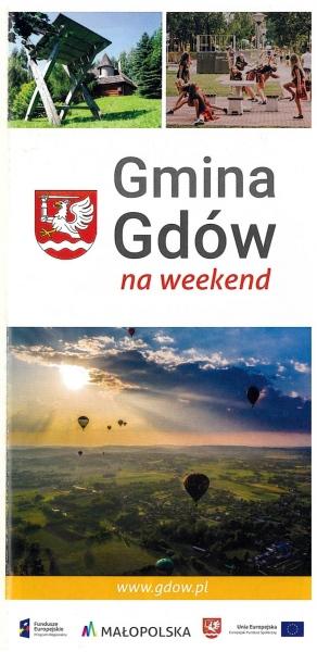 Gmina Gdów na weekend