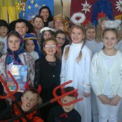 Jasełka, akademie bożonarodzeniowe, wigilie klasowe