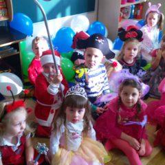 Zabawa karnawałowa w Przedszkolu w Szczytnikach