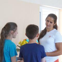 Spotkanie w Niegowici z brązową medalistką Igrzysk Olimpijskich w RIO