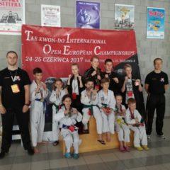 Fenomenalny start na Mistrzostwach Europy w Taekwon-do!