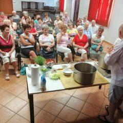 Spotkania kulinarne Seniorów z Łukaszem Grabowskim