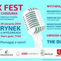 Koncert Charytatywny Smyk Fest już 29 sierpnia w Myślenicach