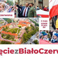 W Dzień Flagi niech połączy nas #ZdjęciezBiałoCzerwoną!