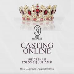Miss Małopolski 2020 on line