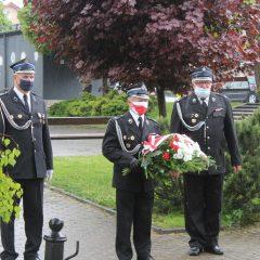 W Gdowie odbyły się uroczystości upamiętniające: 229. rocznicę uchwalenia Konstytucji 3 Maja oraz Dzień Strażaka