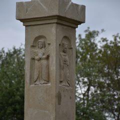 Kapliczka Niepokalanej Marii Panny w Zręczycach i Kapliczka Matki Boskiej Bolesnej w Niewiarowie w nowej odsłonie