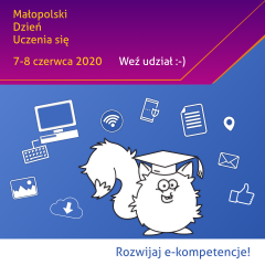 X Małopolski Dzień Uczenia się- 7 i 8 czerwca -bezpłatne wydarzenia online