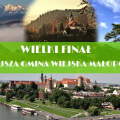 Już można głosować na najpiękniejszą gminę w finale plebiscutu Najpiękniejsza Gmina Wiejska Małopolski 2020