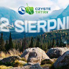 Wielkie sprzątanie mimo pandemii – Czyste Tatry 22 sierpnia!