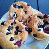 Kącik Kulinarny: muffinki z serkiem mascarpone