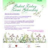 Zachęcamy do udziału w konkursie na Bukiet Zielny Gminy Gdów