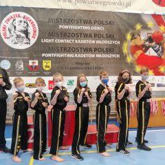 7 medali Wielicko-Gdowskiej Szkoły Walki Prime na Mistrzostwach Polski w Kickboxingu!