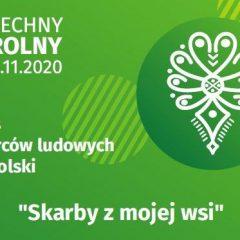 """Konkurs dla twórców ludowych w Małopolsce pt. """"Skarby z mojej wsi"""""""
