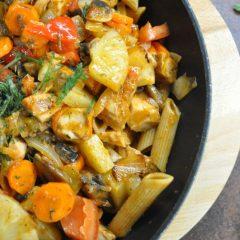 Kącik Kulinarny: potrawka