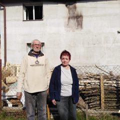 Pomoc dla Pani Ani i Pana Włodzimierza z Winiar, poszkodowanych we wtorkowym pożarze