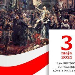 Obchody 230. rocznicy uchwalenia Konstytucji 3 Maja