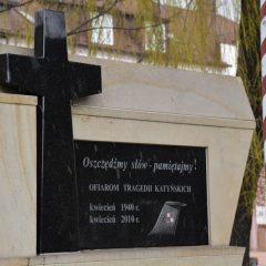 13 kwietnia obchodzimy Dzień Pamięci Ofiar Zbrodni Katyńskiej