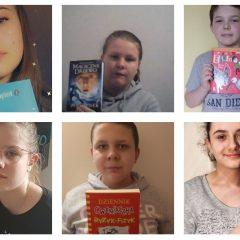 """""""Czytam, bo lubię""""- Co czyta młodzież z Szkoły Podstawowej w Wiatowicach?"""