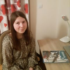 Natalia Musiał finalistką Małopolskiego Konkursu Historycznego