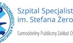 Komunikat Szpitala Specjalistyczny im. Stefana Żeromskiego