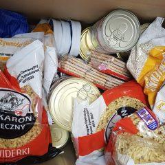 GOPS: Paczki żywnościowe dla osób będących w kwarantannie domowej