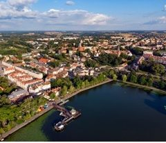 Bezpłatna kolonia nad Jeziorem Drwęckim w Ostródzie dla dzieci, których przynajmniej jeden z rodziców jest ubezpieczony w KRUS
