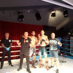 Kolejne doświadczenia na ringu Sławka Piecha