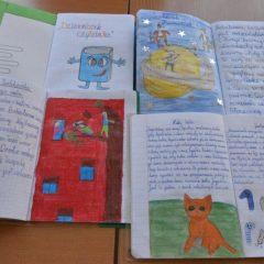 Dzieci czytają, opisują i ilustrują: Dzienniczek Czytelnika