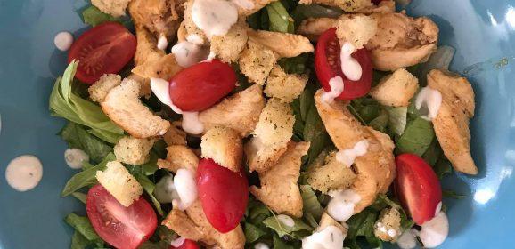 Kącik Kulinarny: Sałatka Cezar