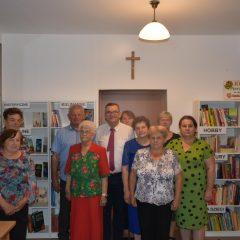 Biblioteczka KGW Pierzchów już otwarta!