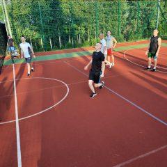 Wakacyjna Liga Siatkówki- IV runda