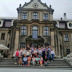 Seniorzy zwiedzili Dolny Śląsk, zdobyli Szczeliniec Wielki!