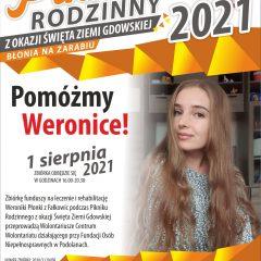 I Ty możesz pomóc Weronice z Fałkowic