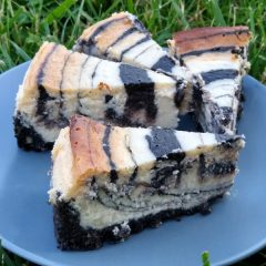 Kącik Kulinarny: sernik zebra