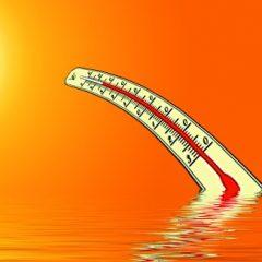 Ostrzeżenie meteorologiczne przed upałami