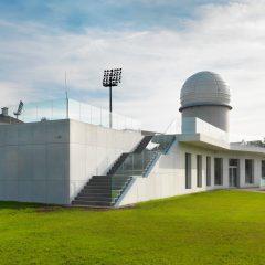 Młodzieżowe Obserwatorium Astronomiczne w Niepołomicach otwarte!