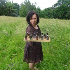 """O mocy ziół i olejków eterycznych w rozmowie z Katarzyną Rudek z """"Ziołowego Zacisza"""""""