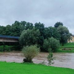 Ostrzeżenia meteorologiczne i hydrologiczne drugiego i trzeciego stopnia
