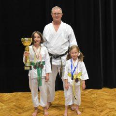 Karatecy z Gdowa przywieźli z Mistrzostw Polski Dzieci 4 medale!