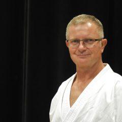 Trening karate z Sensie Bogusławem Nowakiem