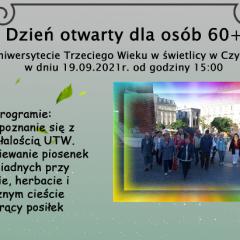 Seniorzy z Czyżowa zapraszają na spotkania UTW