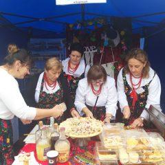 KGW Książnice na Małopolskiej Giełdzie Agroturystycznej połączonej z Targami Żywności
