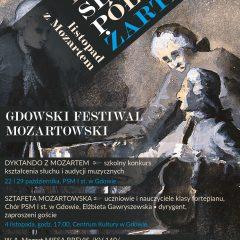"""""""Pół serio, pół żartem listopad z Mozartem – Gdowski Festiwal Mozartowski"""""""